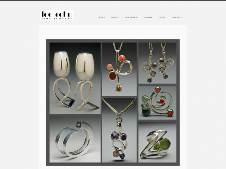 New Website: Lee Cohn Fine Jewelry