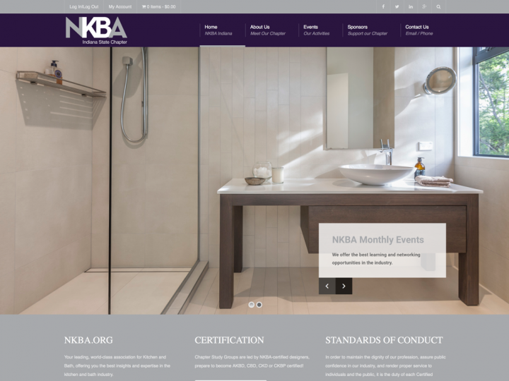 Website Optimization: NKBA Indiana Chapter