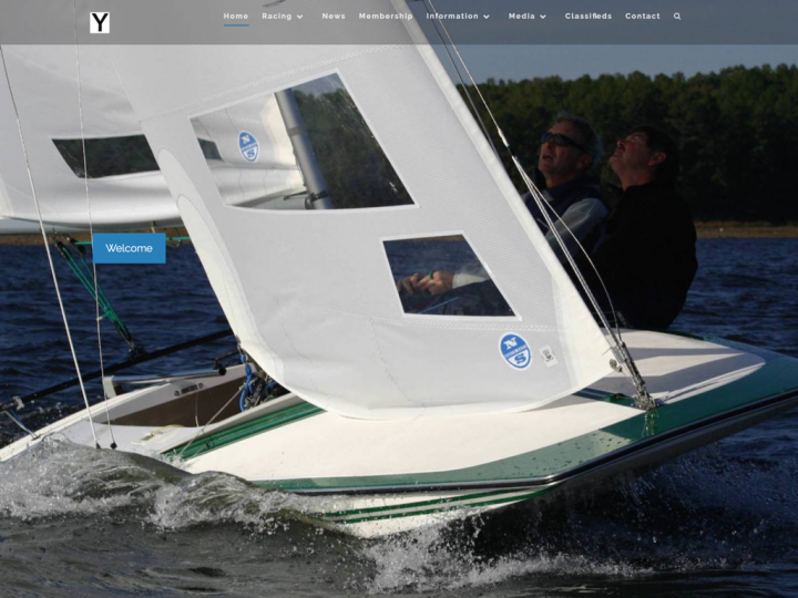 New Website: American Y-Flyer Sailing Association