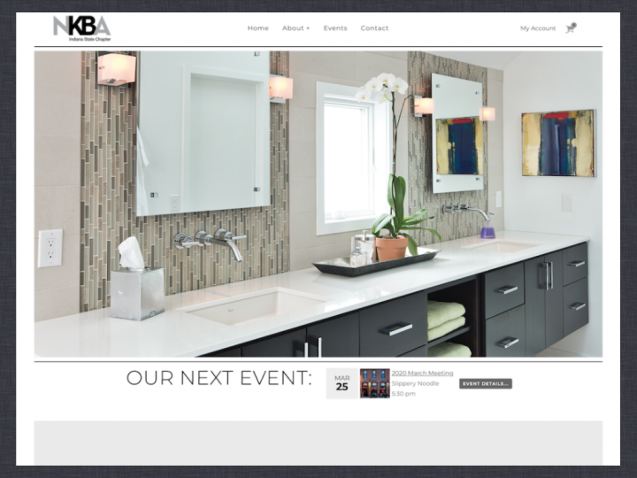 Website Redesign: NKBA Indiana Chapter